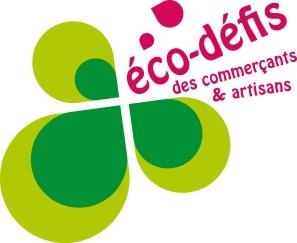 label éco-défis qui récompense l'entreprise s'engage à réduire l'impact environnemental de son activité