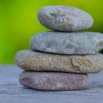galets en équilibre synonymes de bien-être